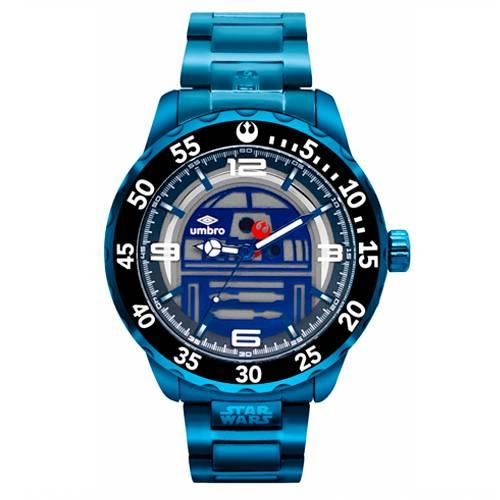 Reloj Análogo Azul-Azul Umb-Sw03-4