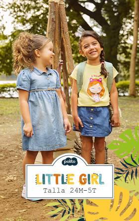 Menu Little Girl 1