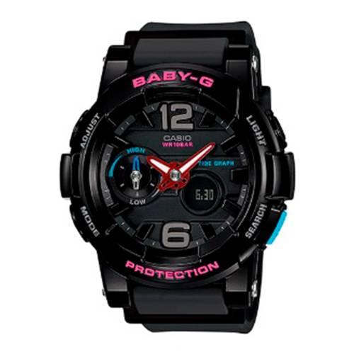 Reloj baby-g anadigi negro-negro 0-1B