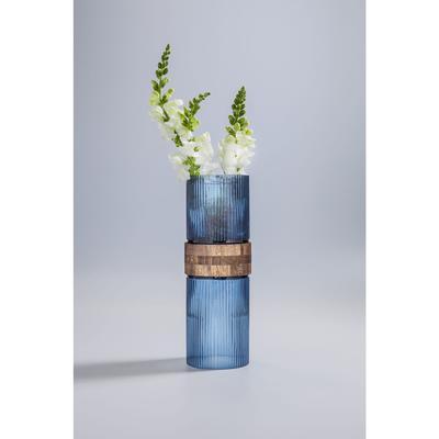 Vasija Rim azul 36cm