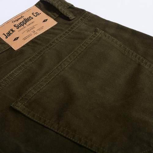 Pantalón Jack Supplies Para Hombre  - Verde
