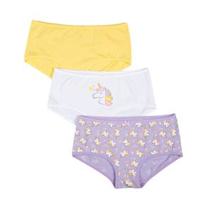 Panty paquete x 3 Kid Girl