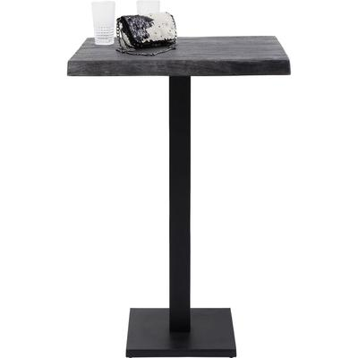 Mesa auxiliar Black Nature Walnut 70x70cm