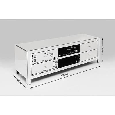 Mueble TV Luxury 140cm