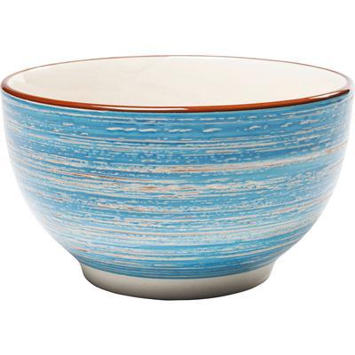 Cuenco musli Swirl azul Ø14cm