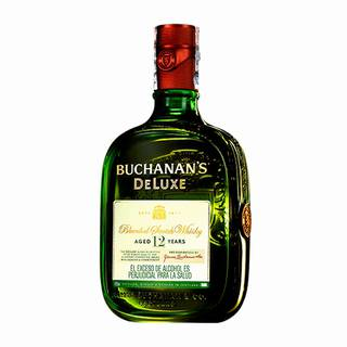 Whisky Buchanan's deluxe 12 Años 750ml