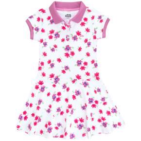 Vestido Polito para niña