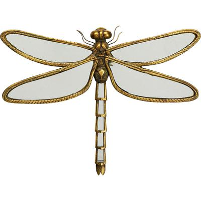 Decoración pared Dragonfly Mirror 47cm