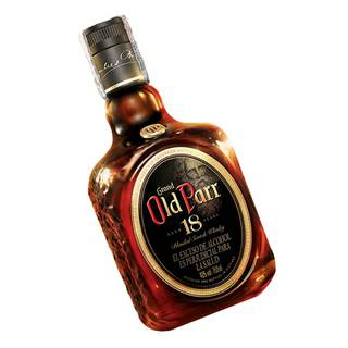Whisky Old Parr 18 Años 750ml