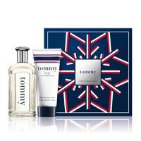 Set Perfume Tommy Hilfiger Hombre EDT 100ml + After Shave Balm