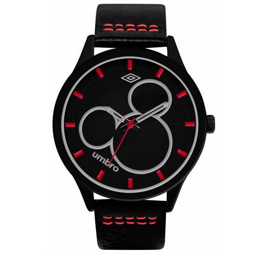 Reloj Análogo Negro-Negro Umb-Mm02-1