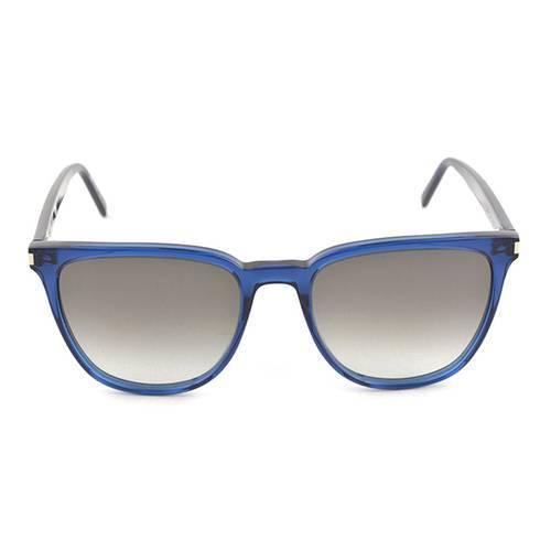 Gafas Sol Saint Laurent Azul