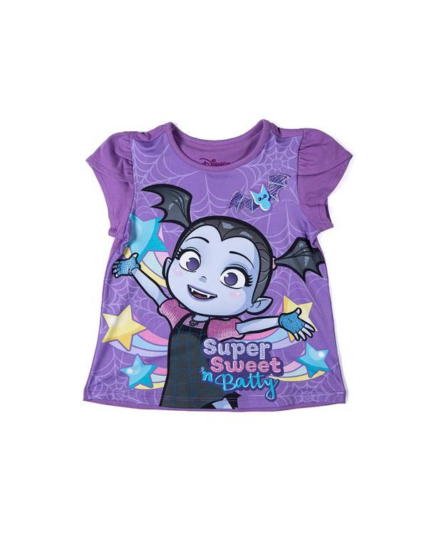 Camiseta Caminadora Vampirina