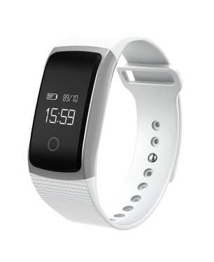 Pulsera Inteligente A9 Bluetooth Color Blanco Sah006 Blanco - BEDATA