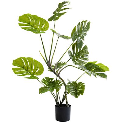 Planta decorativa Monstera 110cm