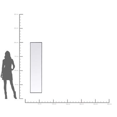 Espejo Bella 180x60cm