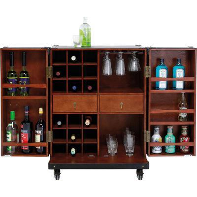 Armario baúl Bar Colonial med.