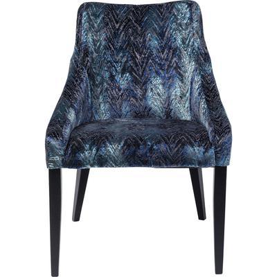 Silla Black Mode Fancy azul