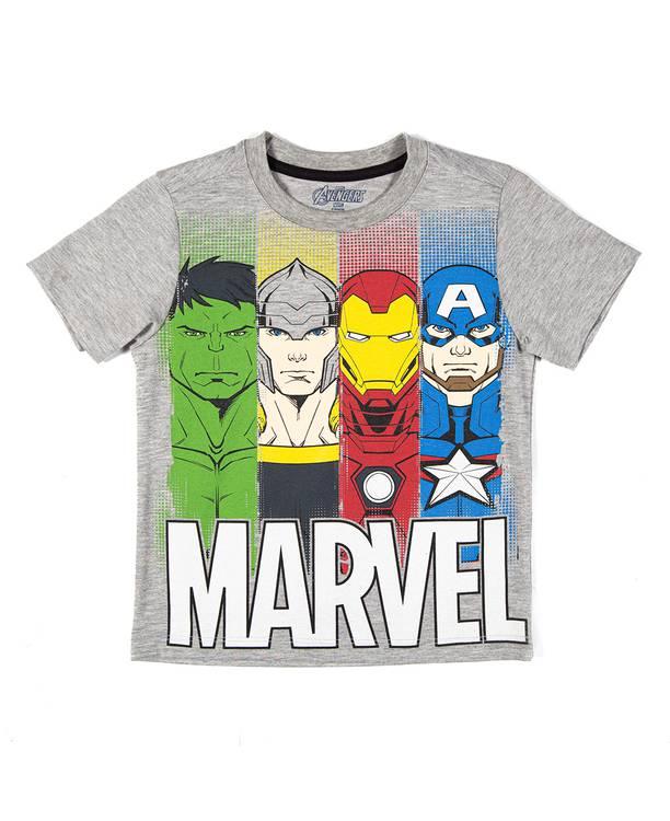 Camiseta Niño Avengers