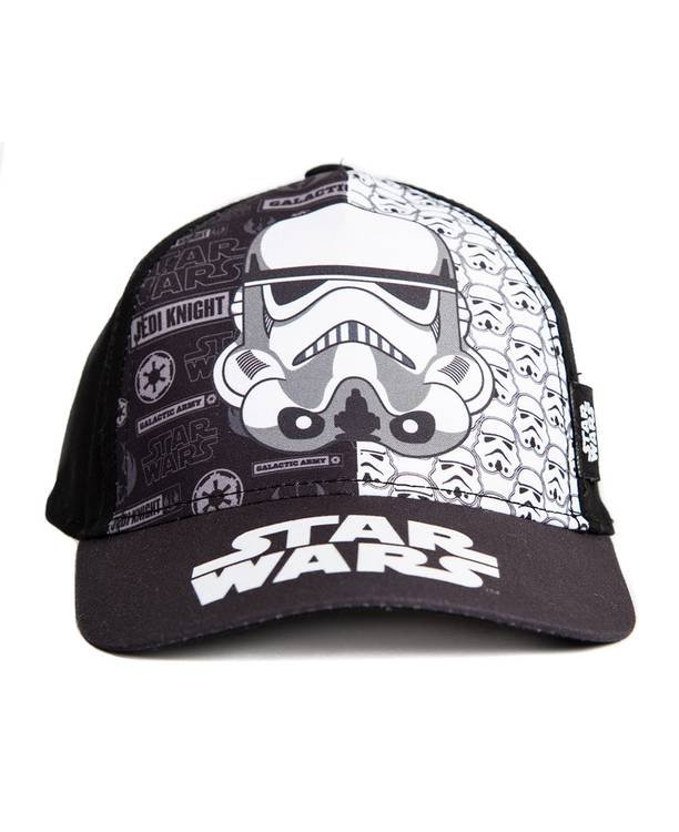 Gorra Niño Star Wars Negro