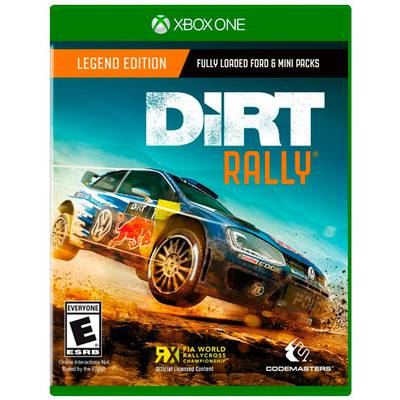 Dirt Rally Legend Edition Xbox One