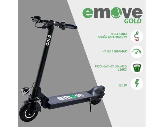 Scooter eléctrica Gold Emove