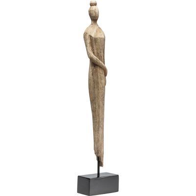 Figura decorativa Madame natural varios