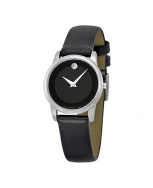 Reloj análogo negro-negro 6503