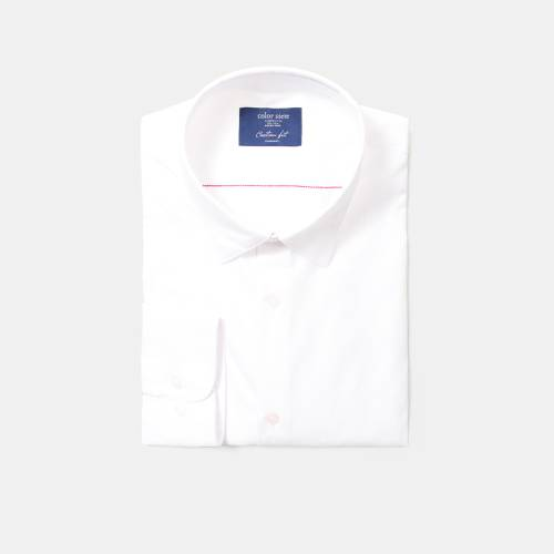 Camisa Color Siete para Hombre Baleary -  Blanco