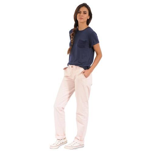 Pantalón Alexis Color Siete Para Mujer  - Rosado