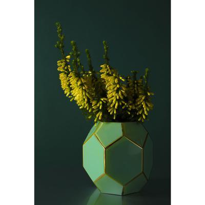 Vasija Art Pastell verde