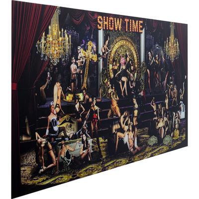 Cuadro cristal Showtime 180x90