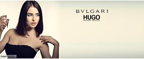 BVLGARI AND HUGO BOSS PERFUMES MUJER