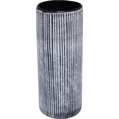 Vasija Africano Stripes 30cm