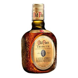 Whisky Old Parr Tribute 750ml
