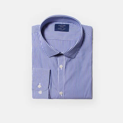 Camisa Color Siete para Hombre 5160-6 -  Azul