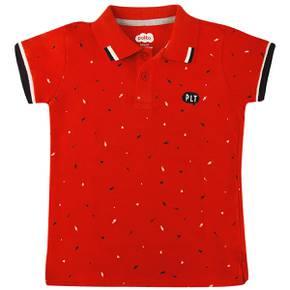 Camiseta tipo polo para niño