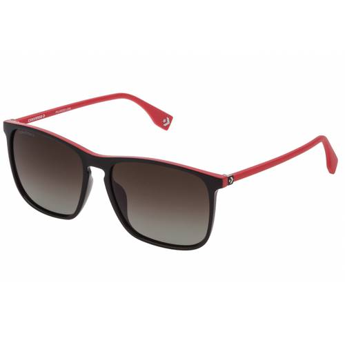 Gafas de Sol Café - Rojo