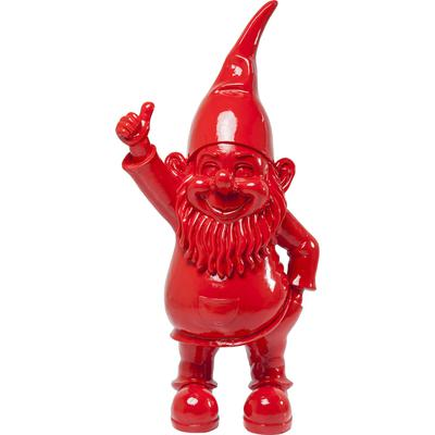 Figura decorativa Enano rojo 152cm