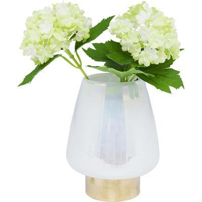 Vasija Pure blanco 15cm