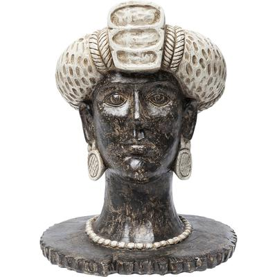 Objeto decorativo African Queen 50cm