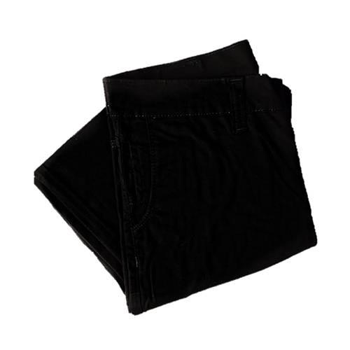 Pantalón En Dril Negro