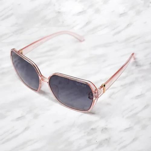 Gafas de sol polarizada con filtro UV 400 Negro - Rosado