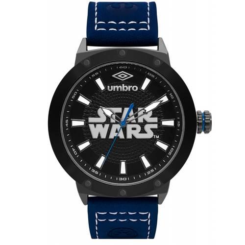 Reloj Negro/Azul - Umb-Sw01-1