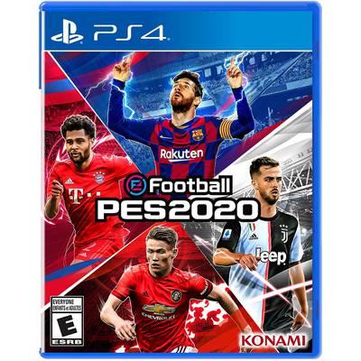 PES 2020 PS4 Edicion Estandar
