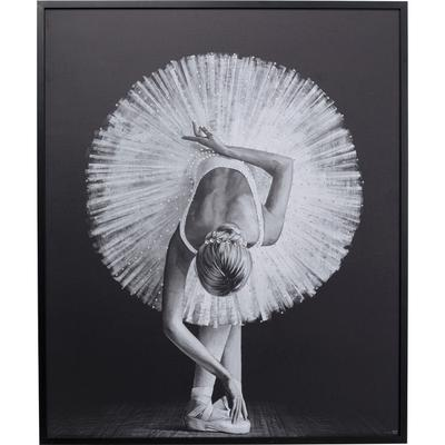 Cuadro Passion of Ballet 120x100cm