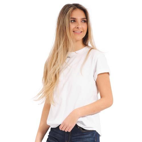 Camiseta Nadyria Rosé Pistol para Mujer - Blanco