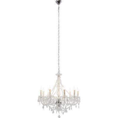 Lámpara Gioiello Cristal Clear 9