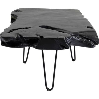 Mesa centro Aspen negro 100x40