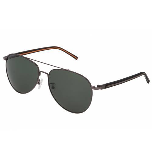 Gafas de Sol Verde - Ocre